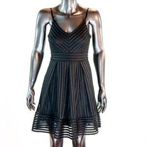 Haute Monde Black Dress
